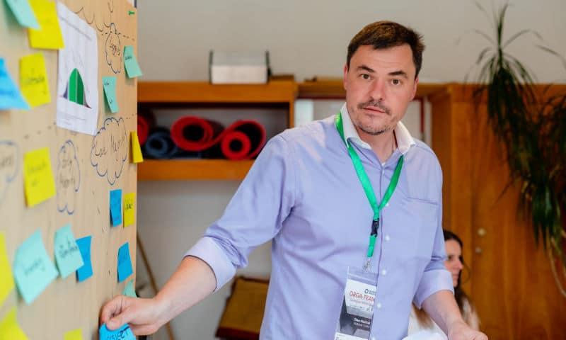 Oliver Nachtrab auf der Working Product 2019